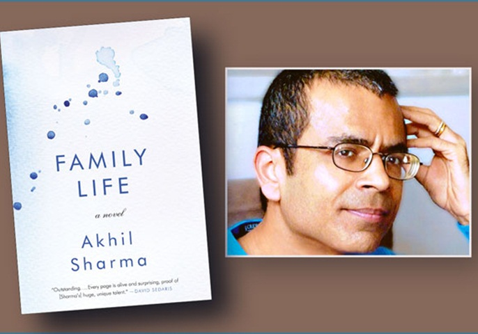 Akhl Sharma autobiography, Indian American authors, American dream stories, New Jersey news