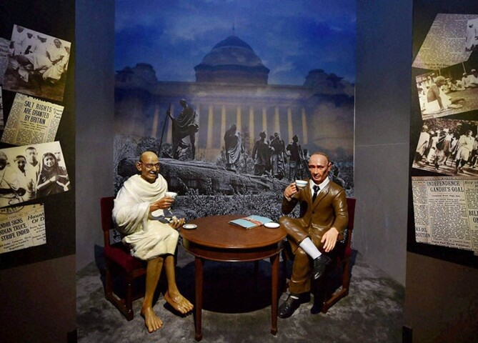 Major Attractions of India's First Underground Museum at Rashtrapati Bhavan in New Delhi