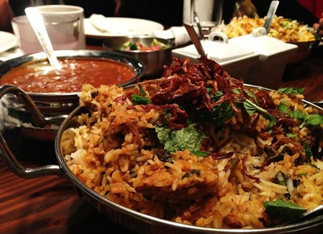 South Indian Restaurant Mountain View