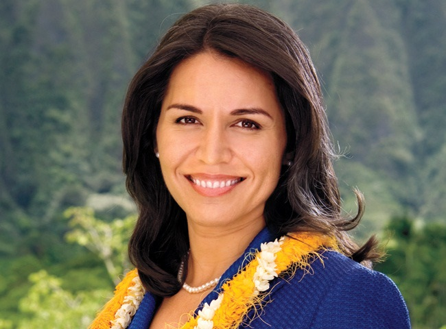 American Politician Tulsi Gabbard Moves United States' Postal Service to Release Diwali Stamp