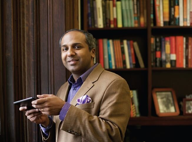 tech journalist Sree Srinivasan, new york chief digital officer, Indians in New York, NRI news