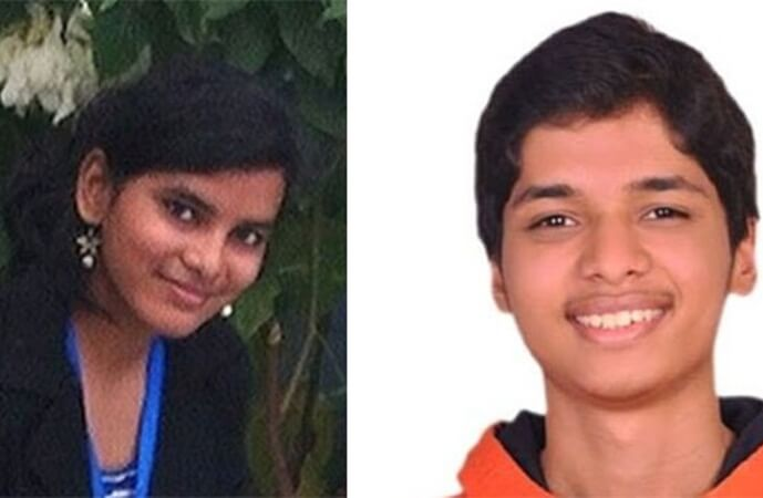 Two Indian Teens among 16 Finalists to Compete for $50K Scholarship in Google Science Fair 2016