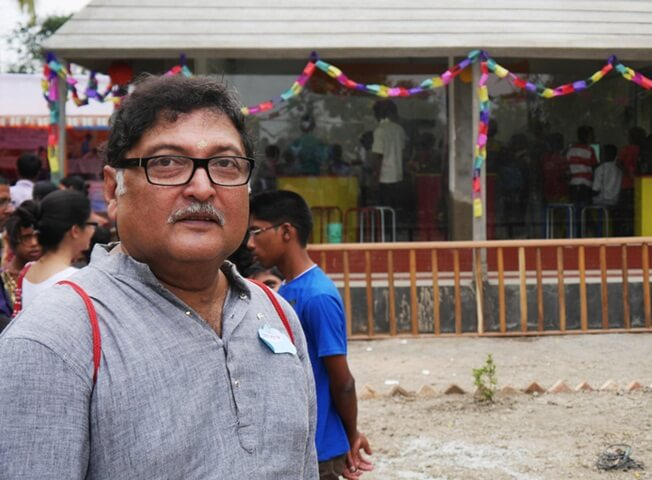 'School in the Cloud' is Professor Sugata Mitra's Journey from Delhi Slum to Rural Bengal