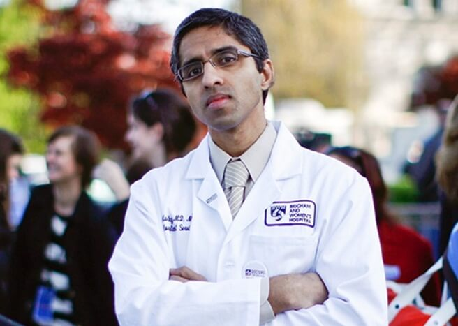 Surgeon General Dr Vivek Murthy on Mission to Save America from Critical Health Crisis