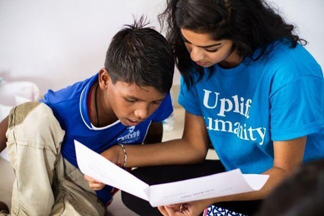 uplift humanity india, anish patel, uplift humanity centers in India