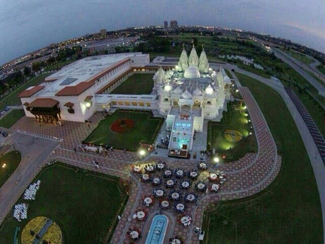 Akshardham Temple in New Jersey: Interesting Facts about Biggest Hindu Temple in USA