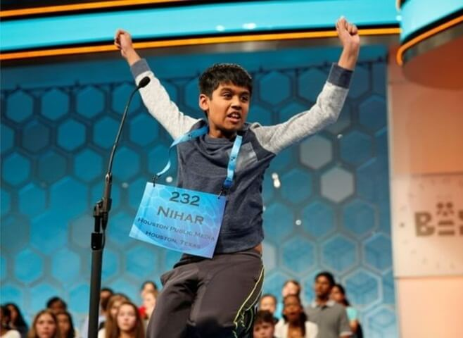 A Documentary to Explore Why and How Indian American Kids Win National Spelling Bee Contests