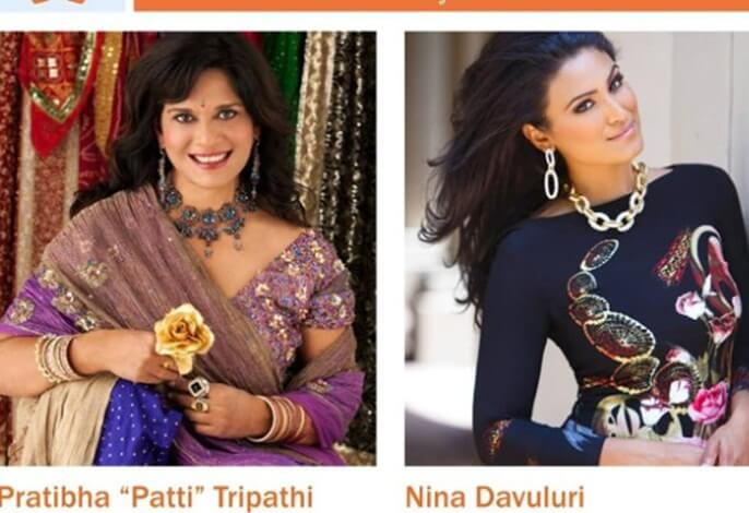 Atlanta-based Patti Tripathi's Saris to Suits Calendar Features Fully-clad Women for Noble Cause