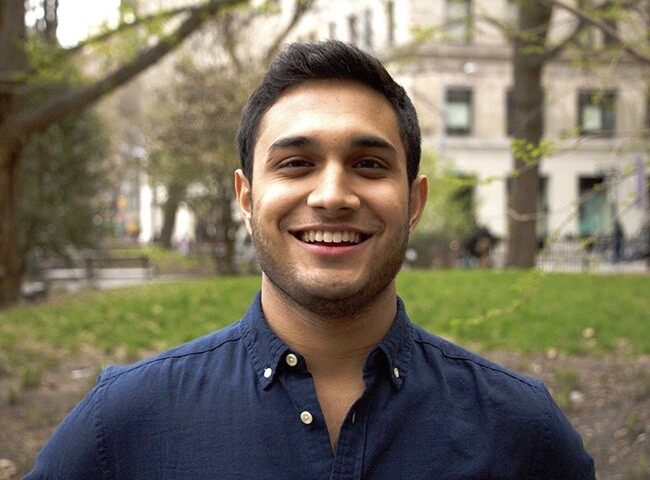 Interview: 22-year-old Indian American Anish Patel, Uplift Humanity India Founder from New Jersey