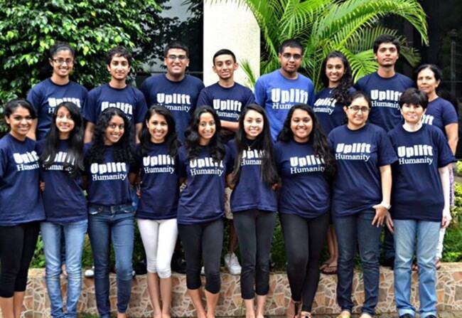 Uplift Humanity India, Anish Patel, Indian Americans, Philanthropy