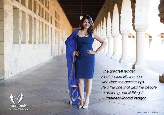 Dr. Vanila Singh, Saris to Suits calendar, California Indians, Indian Eagle