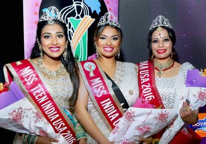 19-year-old Hip Hop Artist Madhu Valli from Virginia Wins Crown of Miss India USA 2016