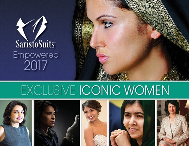 These Women on Atlanta-based Patti Tripathi's 2017 Saris to Suits Calendar are Influential Role Models