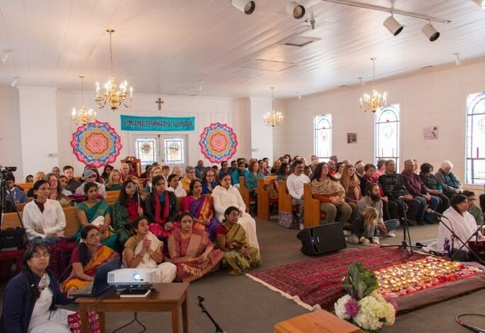 Newly Opened Mata Amritanandamayi Ashram in Atlanta Welcomes Indians to a Spiritual World