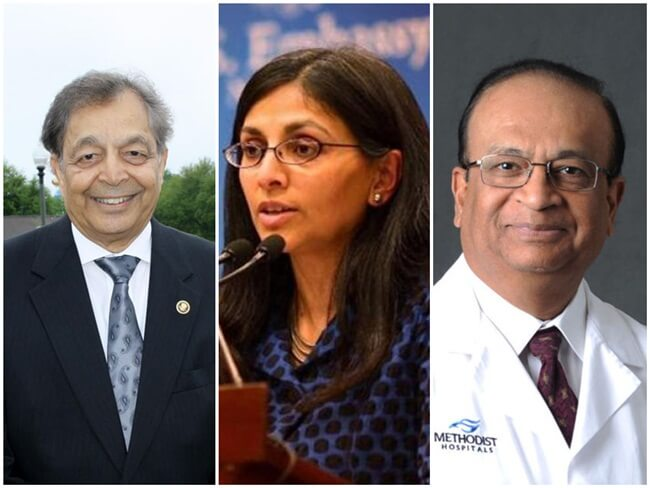 Six Indian Americans Receive Pravasi Bharatiya Samman Awards, India's Highest Civilian Honor for NRIs