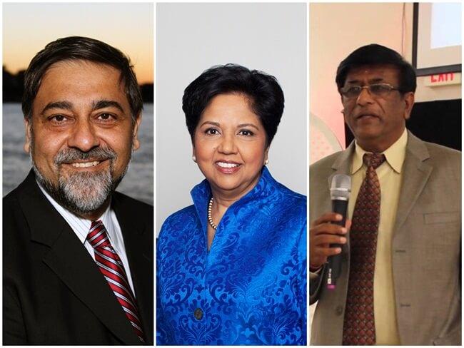 Indra Nooyi, Dr. Kiran Patel, Vivek Wadhwa, Outstanding American by Choice, NRI news, USCIS