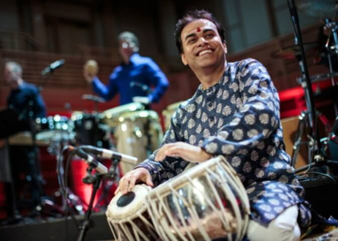 Indian American Tabla Player Sandeep Das from Boston Wins Grammy for Music Album 'Sing Me Home'