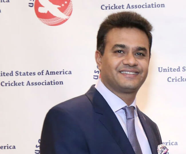 Indian American Billionaire Jay Pandya to Build 8 Cricket Stadiums and Create 17,800 Jobs in USA
