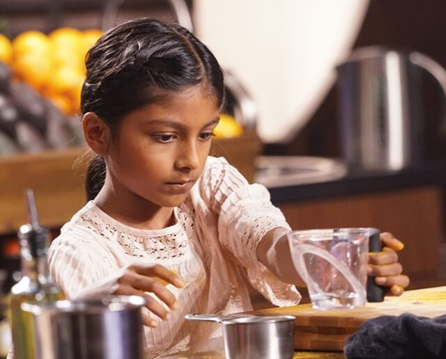 9-year-old Indian American Avani Shah is Closer to Winning $100,000 in MasterChef Junior Season 5
