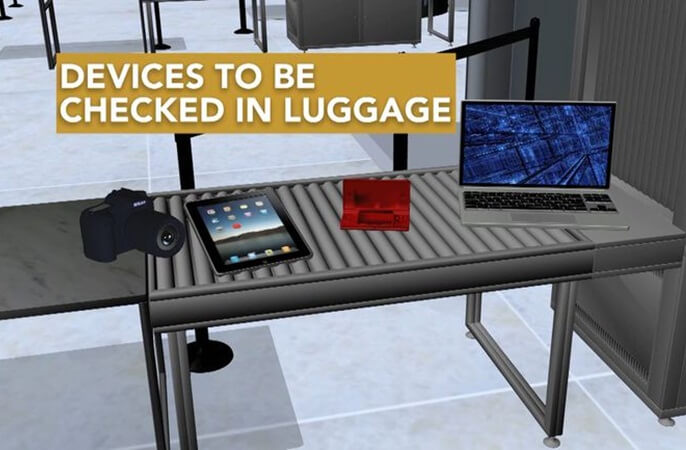 Ban on Electronic Devices in Cabin of Passenger Flights to USA and UK from Middle East