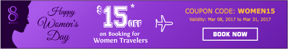 Indian Eagle discount, Indian Eagle promo codes, women's day offers, cheap flights to India