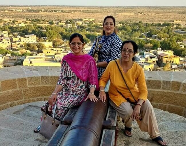 These Elderly Women on Road Trips across India Defy Age and Break Stereotypes for Traveling