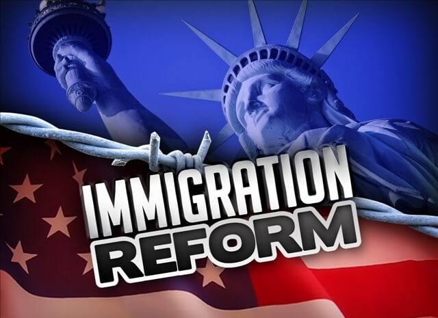 Trump news, US immigration reforms, US illegal immigrants