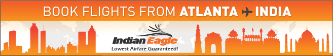 Indian Eagle travel, Austin to India flights, Indian Eagle online booking