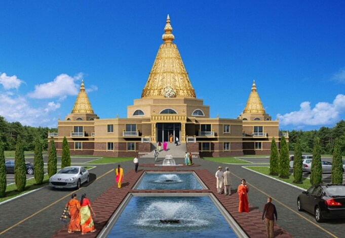 New England temples, Shirdi Sai temple Groton MA, Indian temples in USA, New England news
