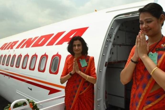 Air India to Launch Nonstop Flights from Dallas and Los Angeles to New Delhi in 2017