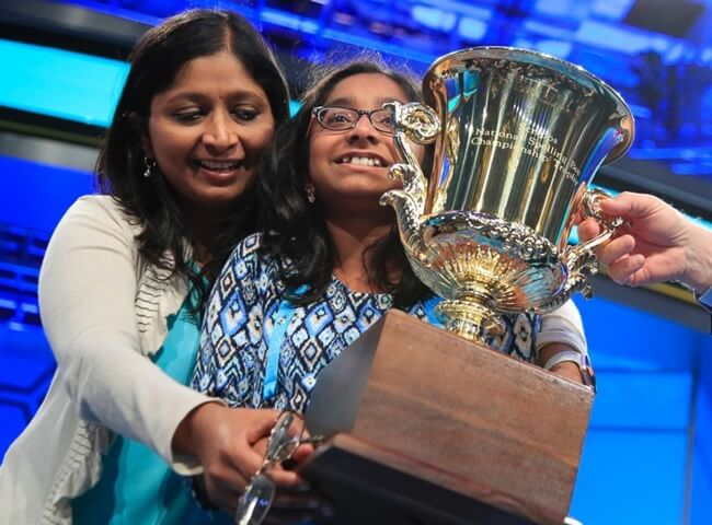 6 Indian American Students including Ananya Vinay Stand out in 2017 Scripps National Spelling Bee Contest