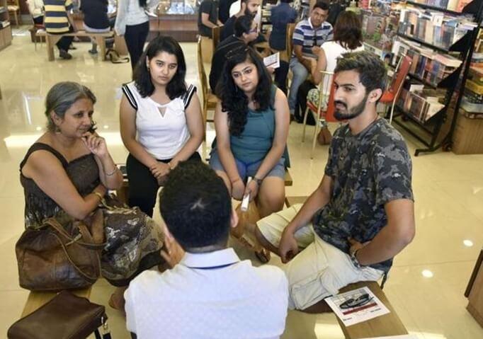 Human library Delhi, Human libraries in India, Delhi tourist places