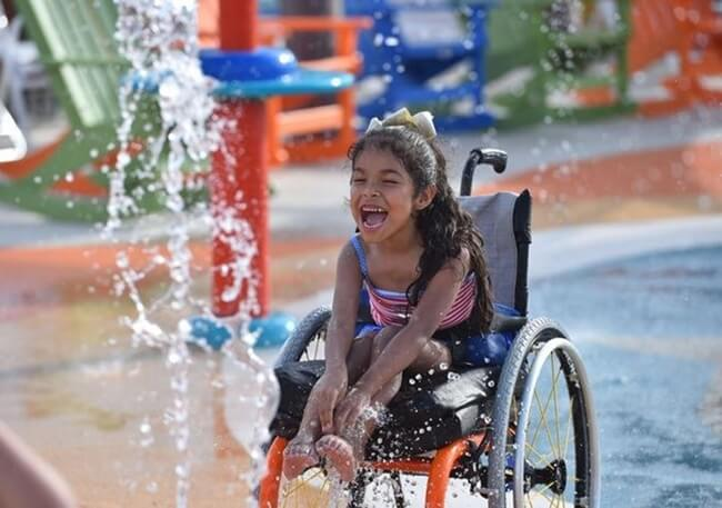 Texas Gets World's First Fully Accessible Water Park for People with Special Needs