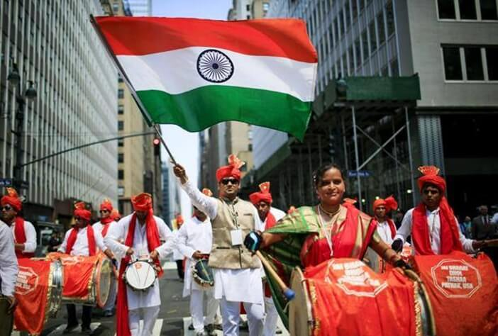 Details of 10 Best Indian Independence Day Celebrations for Indians in America in August 2017