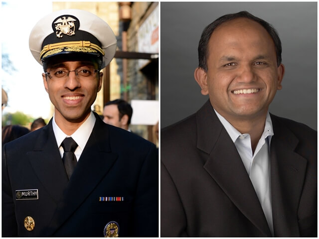Two Indian Americans to Receive Pride of America Award as Great Immigrants of the Year 2017
