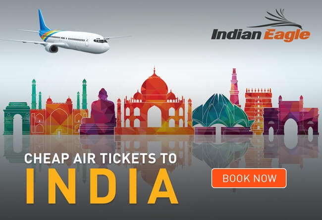 cheap flights from USA to India, cheap flight tickets India, discount airfares to India