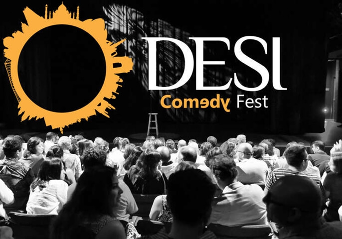 Get Ready for a Laugh Riot at Annual Desi Comedy Fest in San Francisco Bay Area in August