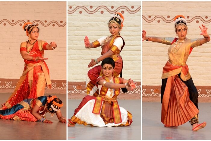 Hyderabad Goes Gaga over Kuchipudi Dance of Prashanthi Harathi and Her Disciples from USA