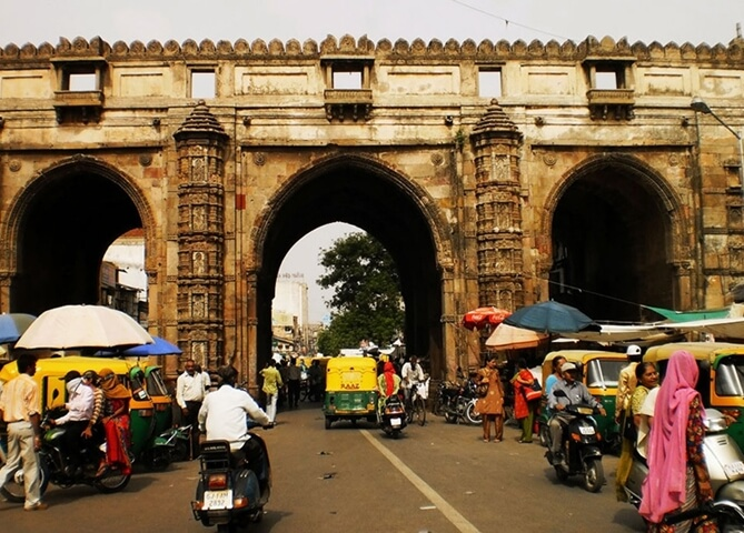 UNESCO world heritage cities, world heritage city India, Ahmedabad City, Travel to Ahmedabad