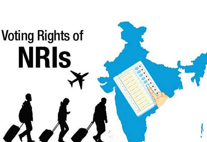 NRI voting rights, e-voting rights of NRIs, latest NRI news