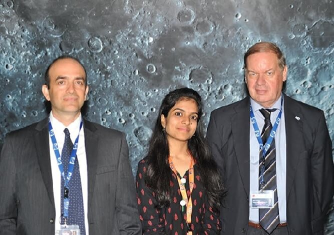21-year-old Sonal Baberwal from India Becomes First Kalpana Chawla Scholarship Winner in USA