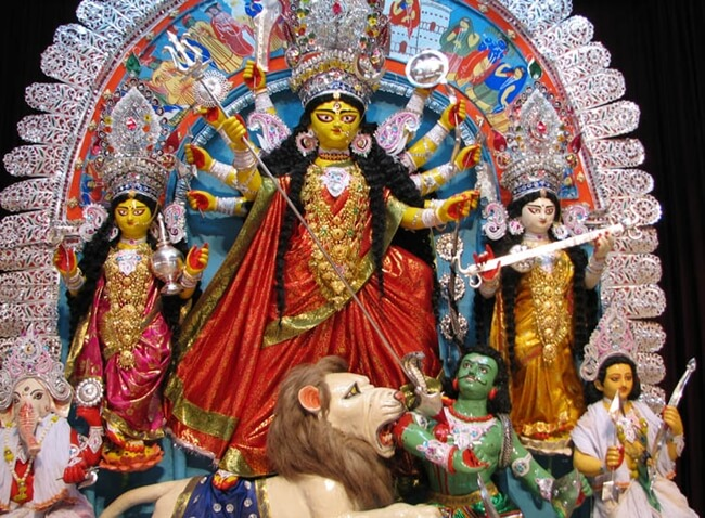 Visit These Best Places to Celebrate Durga Puja 2017 in USA