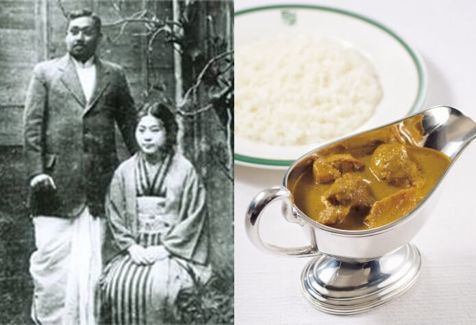 Freedom Fighter Rash Behari Bose's Favorite Indian Curry: A Taste of Romance and Revolution in Japan