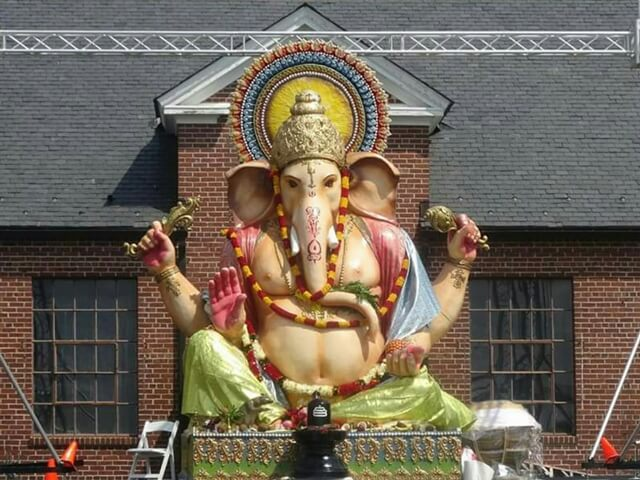 Indian Americans Celebrate 10-day Ganesh Festival in Washington DC Metropolitan Area This Year