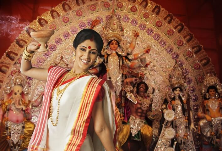 Visit These Best Places to Celebrate Durga Puja 2017 in New York and New Jersey