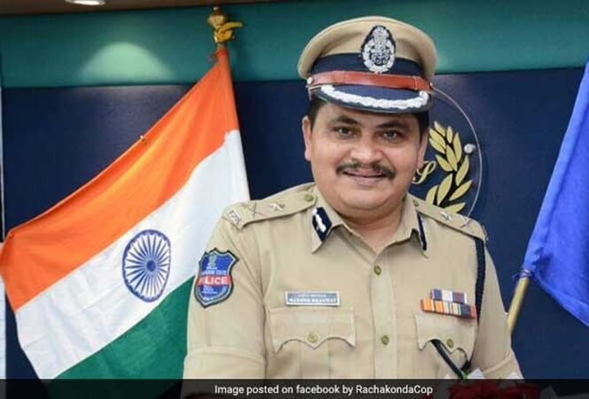 US State Department Honors This Indian IPS Officer for His Tireless Fight against Human Trafficking
