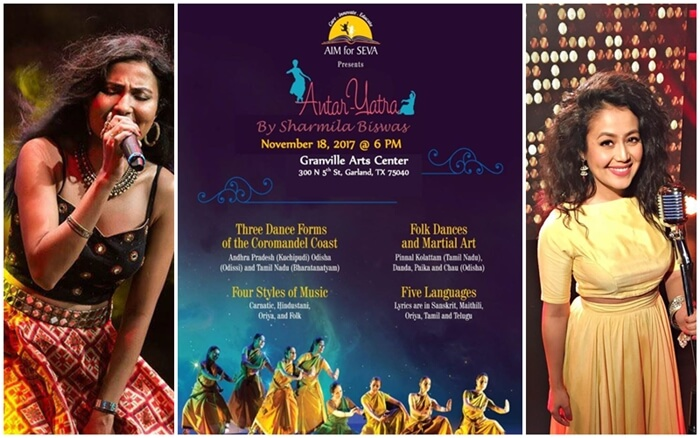 Best Dallas Indian Events in November 2017: Don't Miss Richa Sharma, Neha Kakkar, Vidya Vox Shows