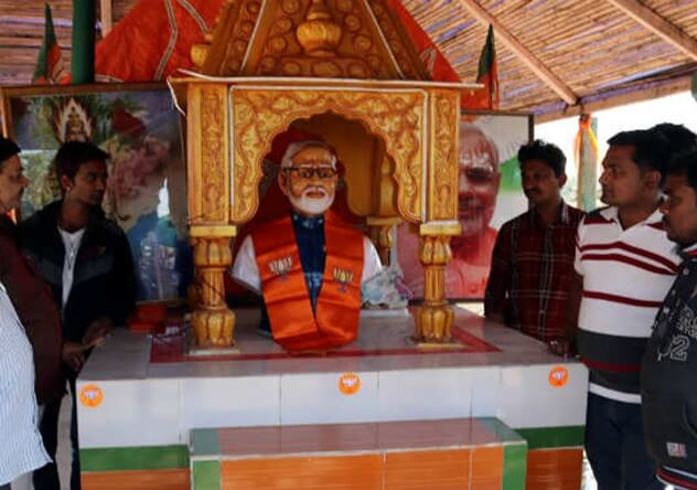 India to Get Narendra Modi Temple with 100ft Idol of PM Modi for INR 10 Crore