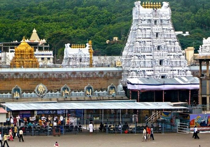 Tirupati Airport to Operate Direct International Flights for Overseas Tourists to Tirumala Temple