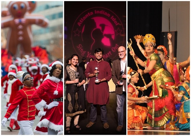 Best Atlanta Indian Events in December: Atlanta Indian Idol, Laughter Contest, Kuchipudi Dance, Antakshri